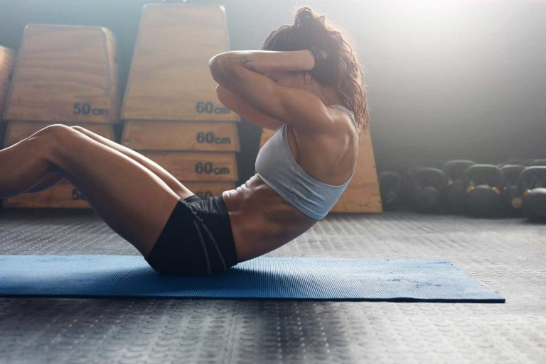 The Best High Intensity Exercises for a Toned Core
